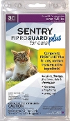 Sentry FiproGuard Plus Flea and Tick Squeeze-On Cats Over 1.5lb