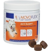 MovoFlex Joint Support for Small Dogs 60 Soft Chews